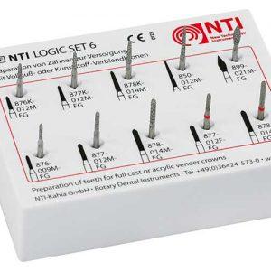 Боры стоматологические для прямого наконечника NTI Германия